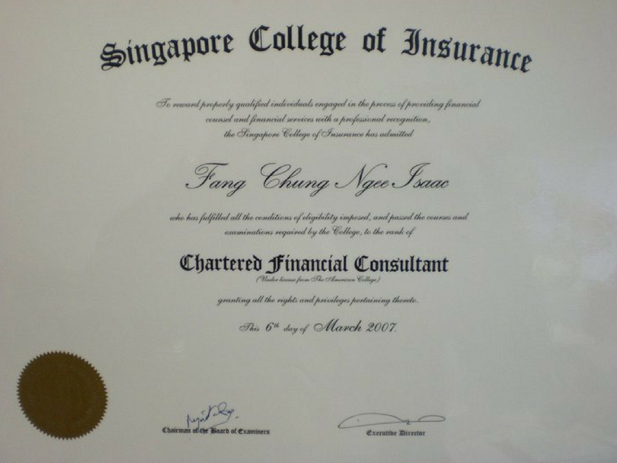 6 Steps Of Financial Planning Fpas Isaac Fang